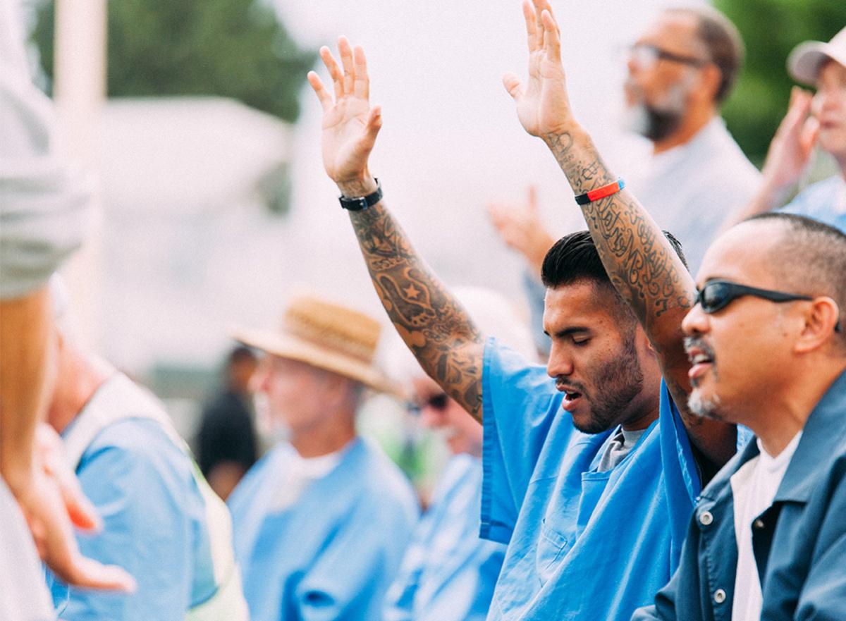 Hope Event Prisoners Worship